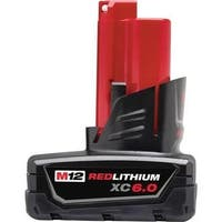 M12 Redlithium XC 6.0 Extended Capacity Battery Pack