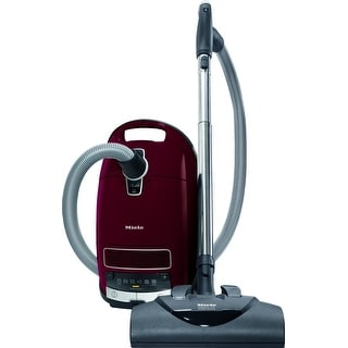 Miele Complete C3 Soft Carpet Canister Vacuum Cleaner + SEB 228 SoftCarpet Electrobrush + SBB300-3 Parquet Twister + More!