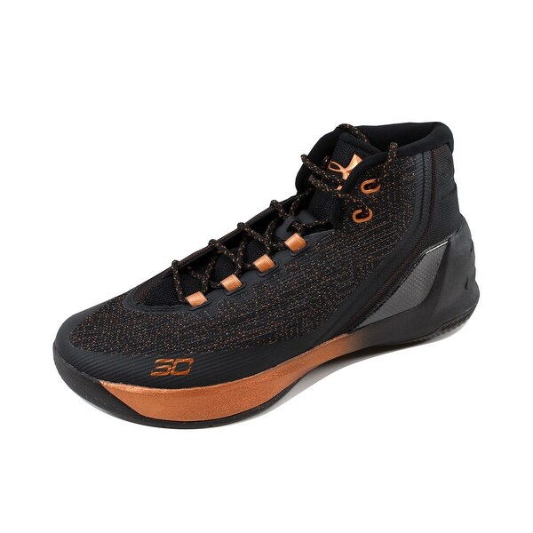 Under Armour Men's Curry 3 ASW Black 1299665-001 Size 11.5