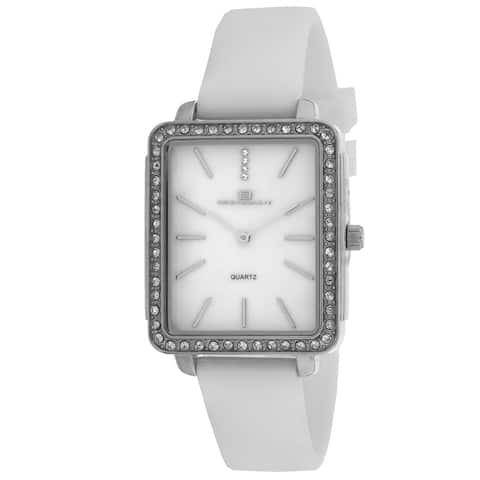 Oceanaut Women's Adorn White Dial Watch - OC0272 - One Size