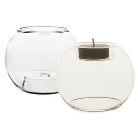 CYS® Bubble Bowl - Candle Holder. 2 ways use (Pack of 6 pcs)