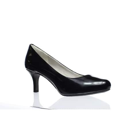 Rockport Womens Black Patent Pumps Size 7.5