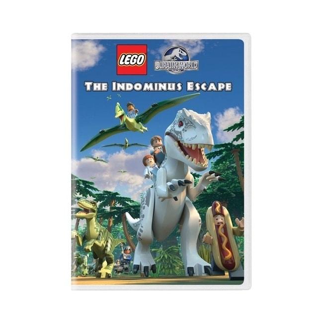 Lego jurassic world-indominus escape (dvd) -  Overstock