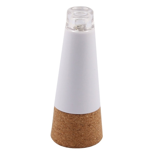 Cork Shaped 7 Colors USB LED Lamp Stopper Decor Empty Wine Bottle Light