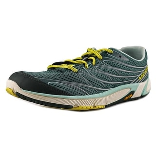 Merrell Bare Access Arc 4 Women Round Toe Synthetic Green Running Shoe