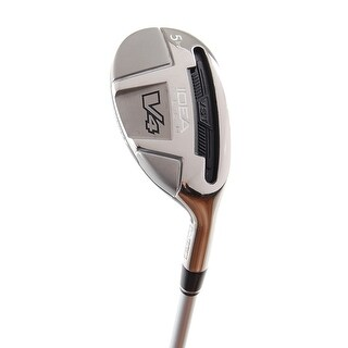New Adams Idea Tech V4 Hybrid #5 Ladies Flex RH +HC