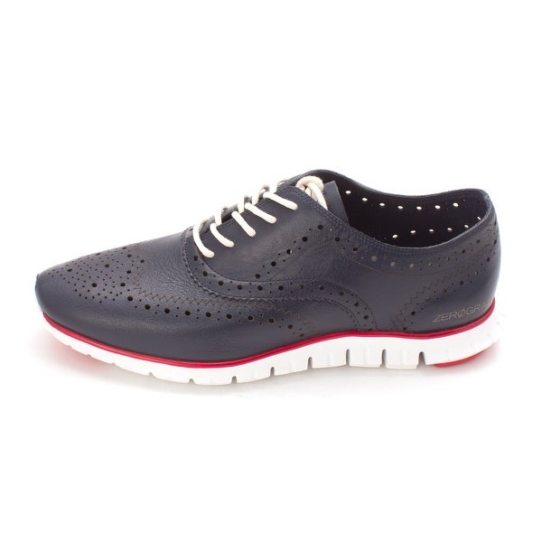 Cole Haan Womens Willysam Low Top Lace Up Fashion Sneakers - 6