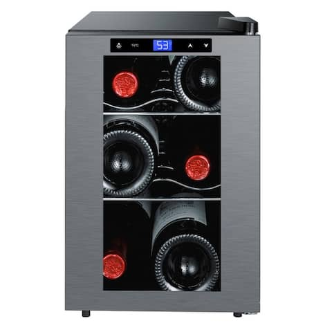 Avanti WCT6C4S-IS 6 Bottle Thermoelectric Countertop Wine Cooler