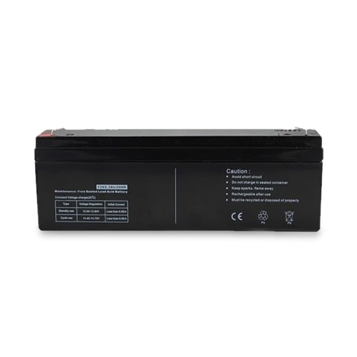 Replacement AGM SLA Battery 12V-2.3Ah Single Pack Replacement AGM SLA Battery