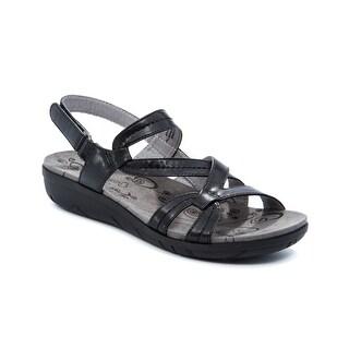 Baretraps Jadra Women's Sandals & Flip Flops Black