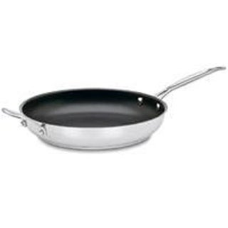 Cuisinart Waring 722-30HNS Skillet 12 In. Stainless