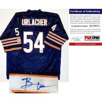 Brian Urlacher Signed - Autographed Chicago Bears Authentic Jersey