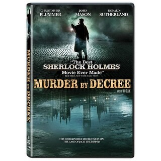 Murder By Decree: Movie On Dvd