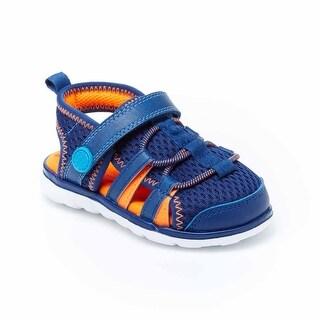 Step & Stride Boys Westside SlingBack Sport Sandals - 10 toddler boys