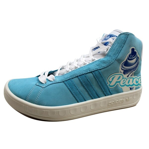 Adidas Men's Adicolor Hi BL 2 Blue Bird/White 562878 Size 11