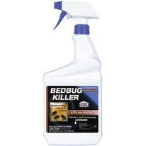 Bonide 573 Bedbug Killer Spray, 1 Quart