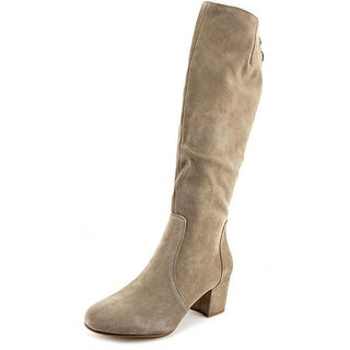 Steve Madden Haydun   Round Toe Suede  Knee High Boot