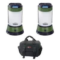ThermaCELL Mosquito Repellent Pest Control Outdoor and Camping Lanterns: 2-Pack