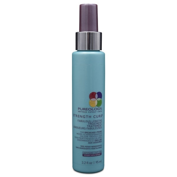 Pureology Strength Cure Fabulous Lengths Treatment 3.2 fl oz