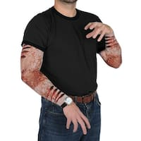Zombie Bite Party Sleeves - Multi