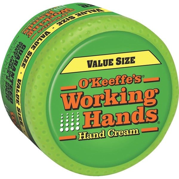 O'Keefe's 6.8 Jar Wkng Hands Cream