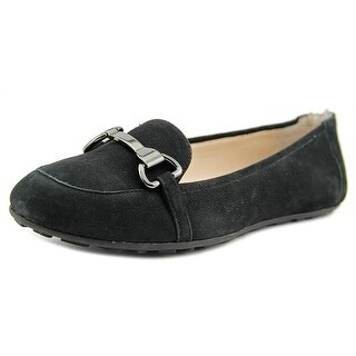 Tahari Gracie Women Round Toe Leather Flats