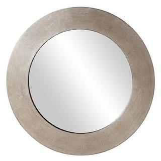 """Howard Elliott 60200 Sonic 20"""" x 20"""" Silver Round Mirror"""