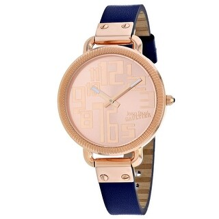 Jean Paul Gaultier Women's Index 8504306 Rose-Tone Dial watch