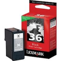 Lexmark 18C1523 Lexmark No. 23 Return Program Black Ink Cartridge - Black - Inkjet - 215 Page - 1 Each