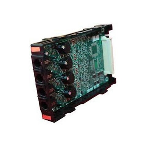 Panasonic Business Systems KX-TDA5171 4-Port Digital Line Card