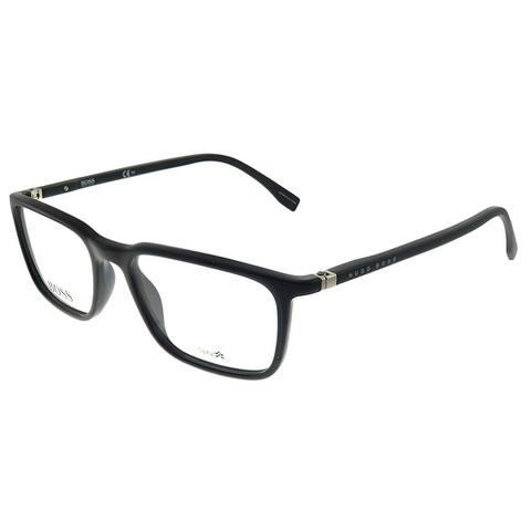 Hugo Boss BOSS 0962 807 53mm Unisex Black Frame Eyeglasses 53mm