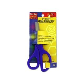 Blunt Tip Kids Scissors - Pack of 24