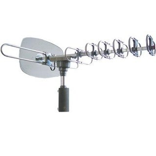 Supersonic Inc Sc-609 360° Hdtv Digital Amplified Tv Motorized Rotating Antenna