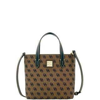 Dooney & Bourke Madison Signature Mini Waverly Top Handle Bag (Introduced by Dooney & Bourke at $188 in Jun 2017)