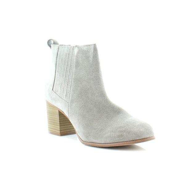 INC Fainn Women's Boots Warm Taupe - 10
