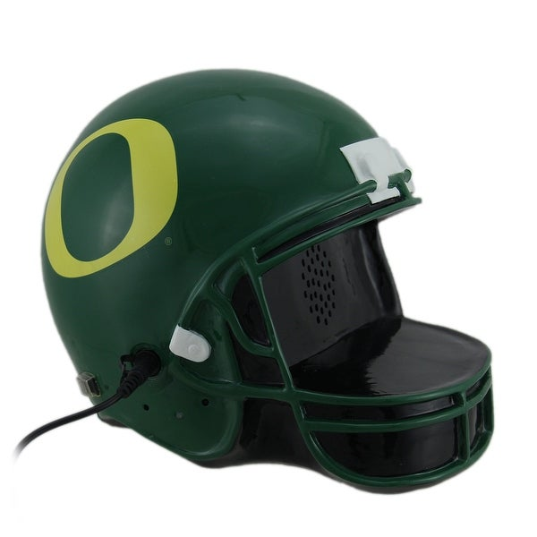 NCAA Oregon Ducks Chrome Logo Wrap Sunglasses