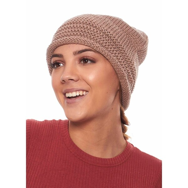 Mariya Knit Winter Hat