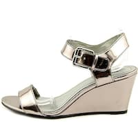 Style & Co. Womens Daryn Open Toe Formal Platform Sandals
