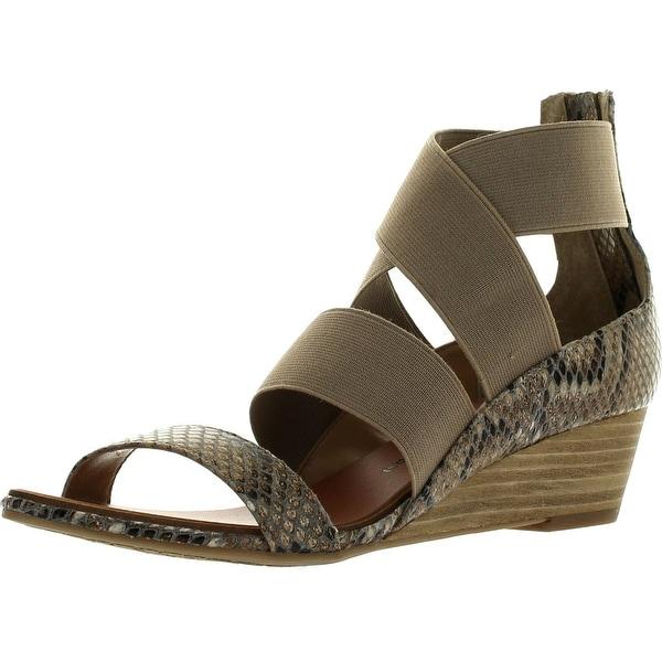 Chinese Laundry Womens Kido Wedge Sandals