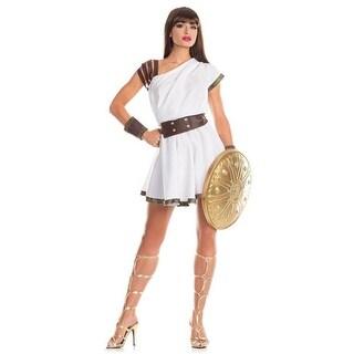 BW1659 1X-2X Gallant Gladiatrix Costume, 3 Piece - 1X & 2X