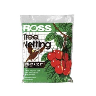 Ross 15991 Tree Netting 26' x 30'