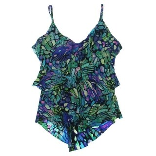 Magic Suit Womens Tankini Adjustable Straps Swim Top Separates
