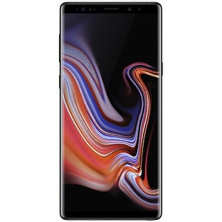 Samsung Galaxy Note9 N960U 128GB Unlocked 4G LTE Phone w/ Dual 12MP Camera - Midnight Black (Certified Refurbished)