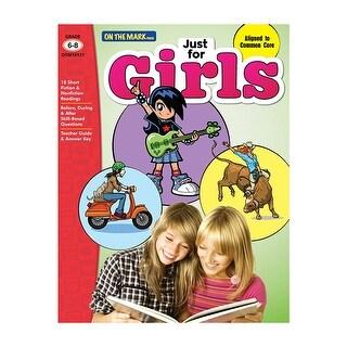Just For Girls Gr 6-8 Reading Comprehension