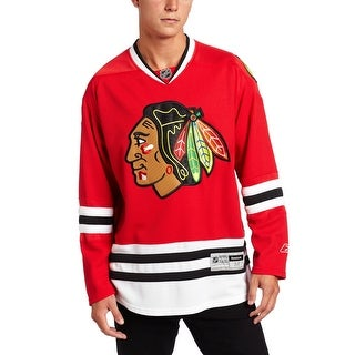 Chicago Blackhawks Reebok Premier Home Jersey (4 options available)