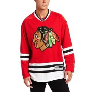 Chicago Blackhawks Reebok Premier Home Jersey