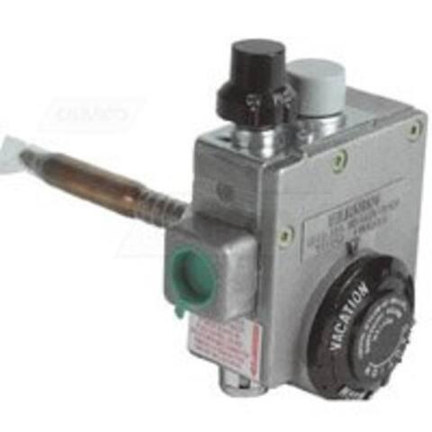 Camco 08421 Water Heater Valve, 79000Btu