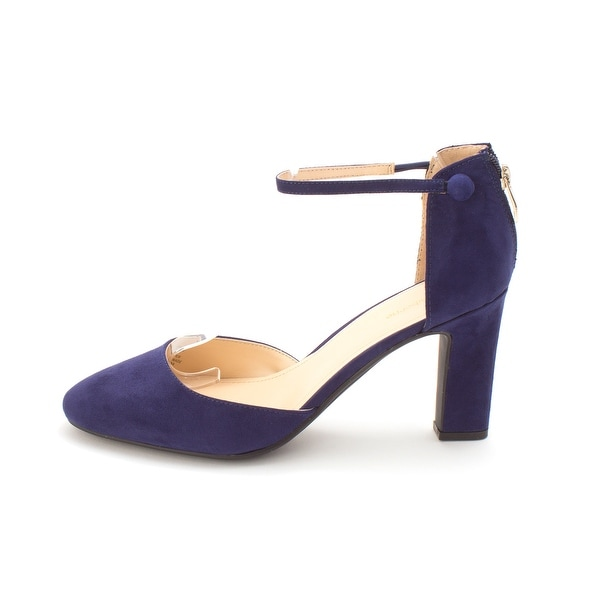 76166cd4e1d Liz Claiborne Womens Winnie Fabric Closed Toe Casual Ankle Strap Sandals -  10