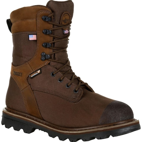 Rocky Stalker Waterproof Insulated Made in the USA Outdoor Boot, #RKS0499
