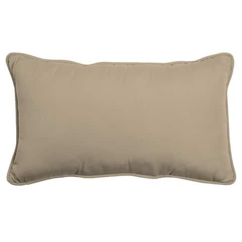 Arden Selections Oasis Indoor/Outdoor Lumbar Pillow